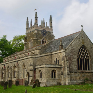 Lincolnshire Wolds and Coast Churches Festival - Horncastle & Spilsby areas