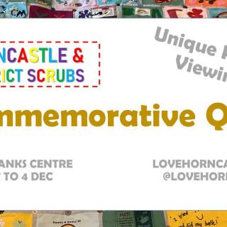 Commemorative Quilt - Horncastle & District Scrubs
