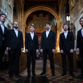 Louth Choral Society presents The Gesualdo Six