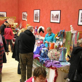Alford Xmas Craft Market